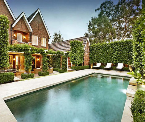 Blooming brilliant 10 of australia s best gardens on the for Pool designs under 30000