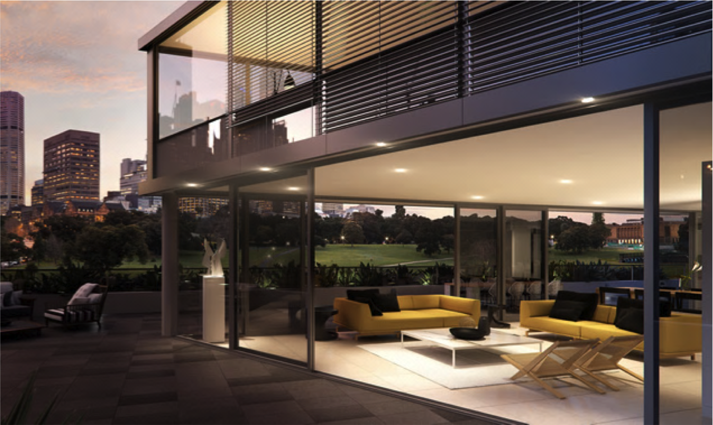 Originally Designed By High Profile Architects Marchese Partners  International, LUXEu0027s Design Has Been Further Enhanced By Krikis Tayler  Architects And Pike ...