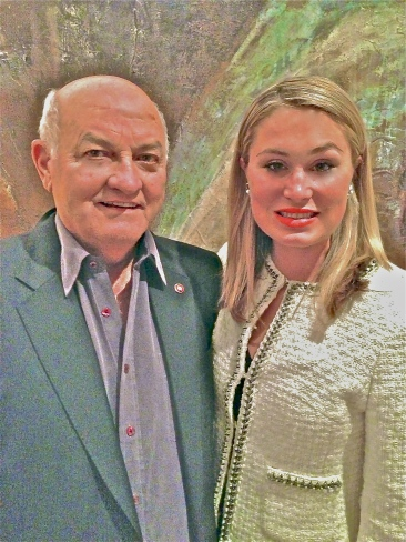 Sir Owen Glenn, Mandi Prager, MP Group International, MP My Property Agency