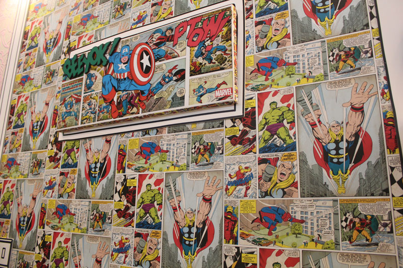 Graham Brown Marvel Wallpaper Photo 8. Interior Design Trends Unveiled at Heimtextil   The MP Report
