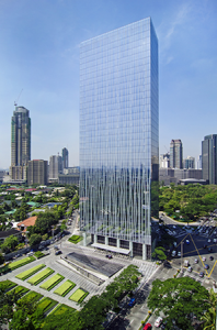 Zuellig Building, Manila